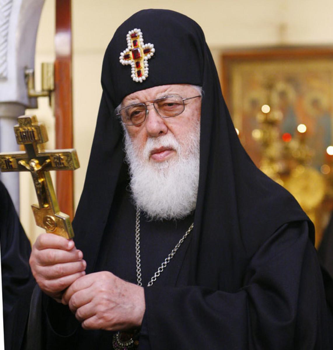 სრულიად საქართველოს კათოლიკოს-პატრიარქის სამძიმარი (10.10.2021)